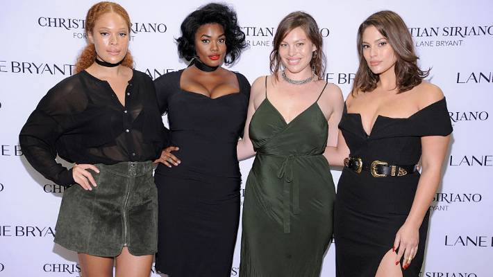 c69bc8a6620 Fashion fights body-shaming with more diverse models
