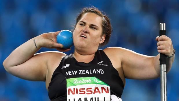 Hamill won silver at last year's world championships in Doha.