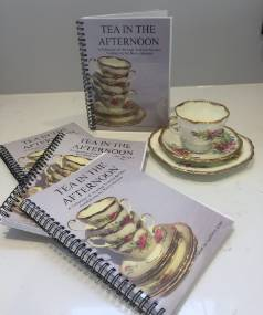 "Kathleen Edge has collated her great-grandmother's favourite recipes into ""Tea in the Afternoon""."