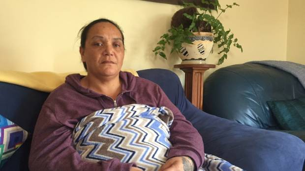 April Singh, 41, of Havelock North, who contracted Guillain Barre syndrome after coming down with campylobacteriosis in ...