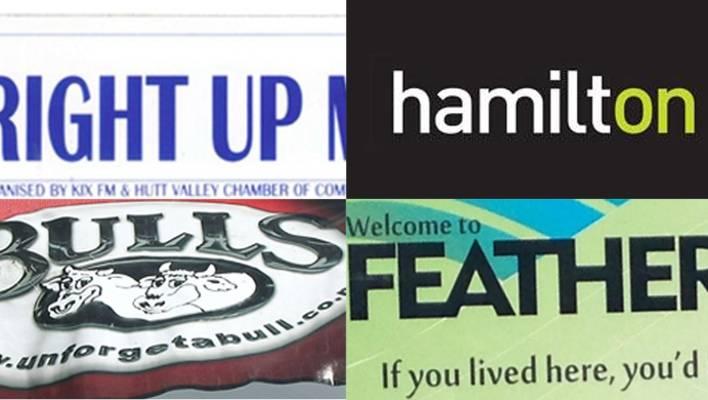 Best and worst town slogans   Stuff co nz
