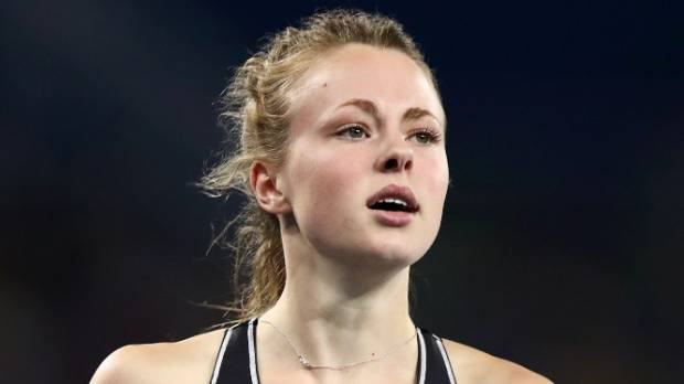 Anna Grimaldi was disqualified from the women's 200m T47.
