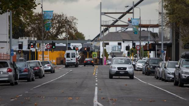 The Christchurch City Council is pushing ahead with plans to upgrade Victoria St.