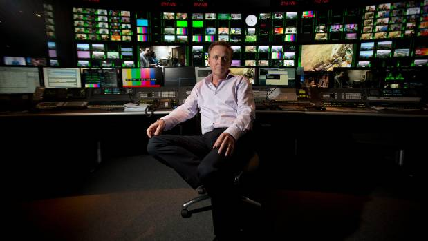 """Does TVNZ CEO Kevin Kenrick think he's worth a million dollars? """"That's really for the board to decide,"""" he says."""