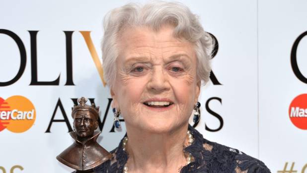 Dame Angela Lansbury says women