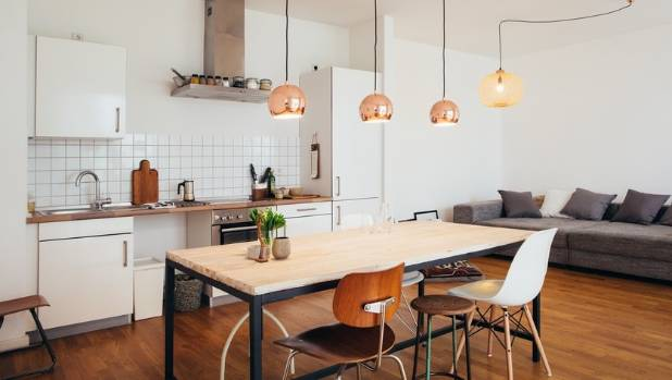 Heres A Modern Kitchen With Three Trends That Are Sure To Date