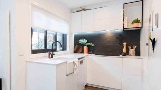 White Kitchen Nz eight kitchen trends that are sure to date | stuff.co.nz
