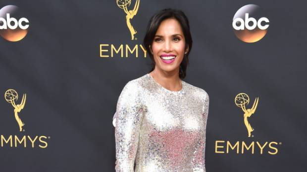 TV personality Padma Lakshmi at the Emmys.