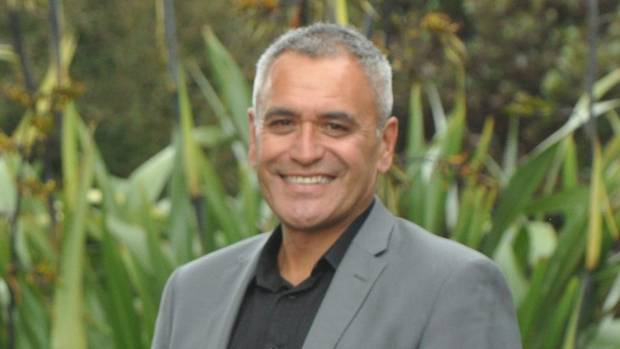 Tui Ora chief executive Hayden Wano is in charge of 300 staff who work across different sites around Taranaki.