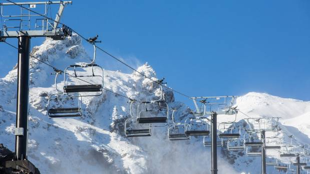 Whakapapa's new chairlift, the Rangatira Express, was the start of a $100million infrastructure upgrade for Mt Ruapehu.