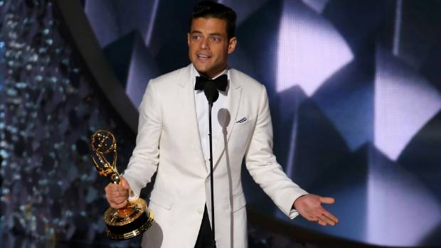 Rami Malek will play Freddie Mercury in the up and coming  biopic 'Bohemian Rhapsody'.