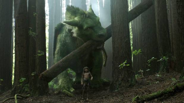 Pete's Dragon was filmed all around New Zealand.