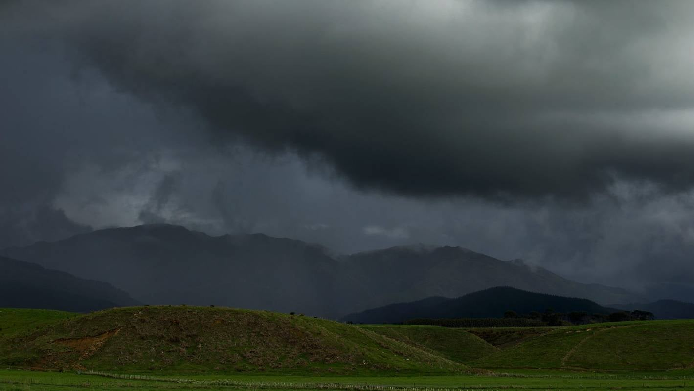 Cloudy Weather Here To Stay In Canterbury West Coast