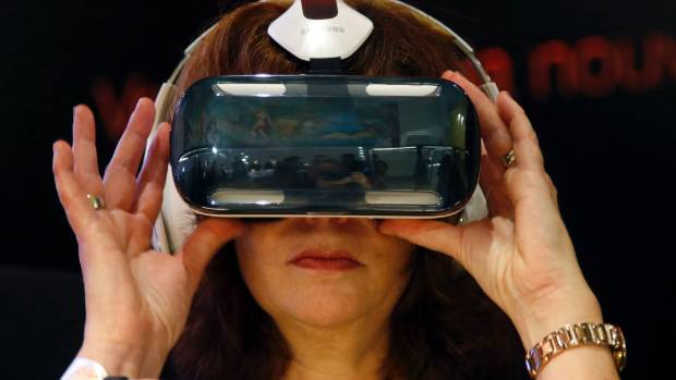 Samsung Gear VR has helped put the company at the head of the VR pack with about 22 per cent of the global market