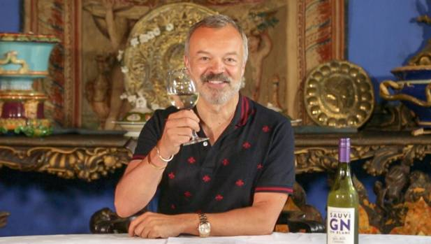 """Graham Norton, who is an investor and """"chief winemaker"""" at Invivo Wines, which used crowdfunder Snowball Effect to raise ..."""