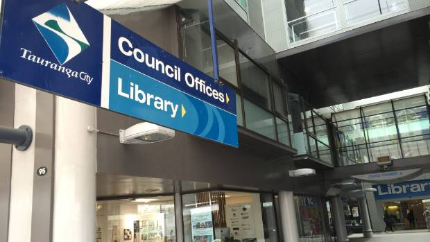 Tauranga City Council is trying to retrieve 40 books taken from its library by one person in 2012.