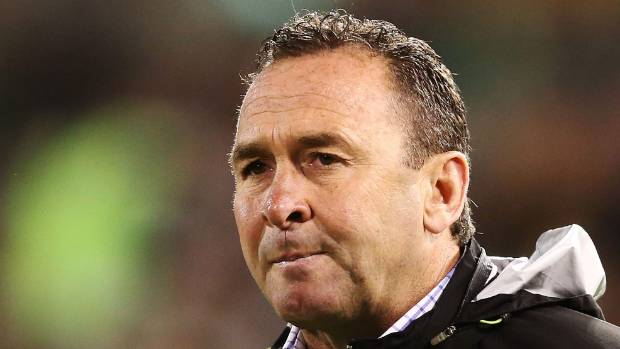 Ricky Stuart Has Just Made A Big NRL Announcement