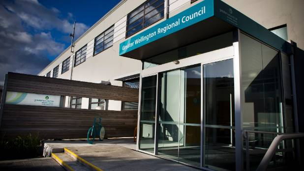 Some Greater Wellington Regional Council staff have opted not to return to the their quake-damaged Wellington building.