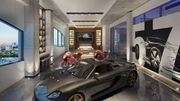 Rich Will House Their Cars In 2m Luxury Apartments