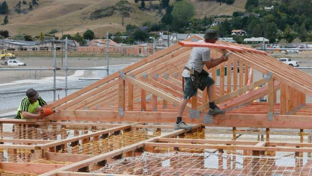 Otago takes crown for home building costs statistics nz for Costs associated with building a house