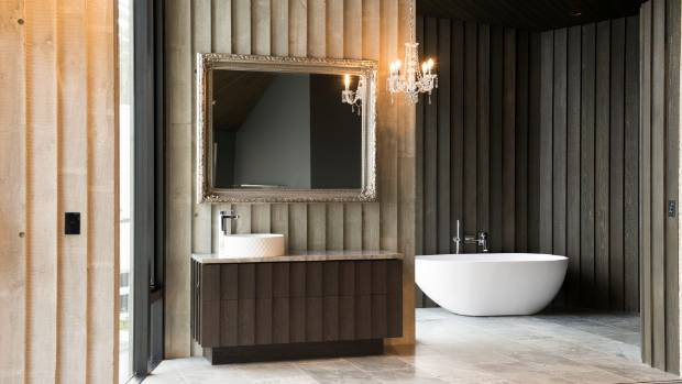 the first grand designs nz project this year also featured an open plan master suite - Grand Designs Bathrooms
