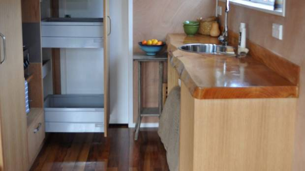 A secondary kitchen `tax' is off-putting for those who have room in their homes to develop.
