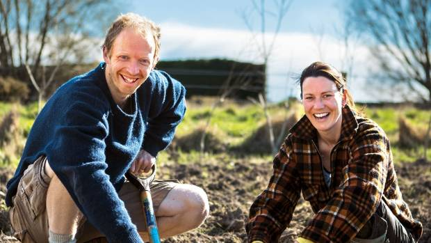 Fiona Stewart and Bailey Perryman, founders of Cultivate Christchurch, have been selected as finalists in Gardena ...