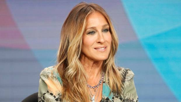 Sarah Jessica Parker says she's put her feet through a lot over the years - so she does her best to take care of them.