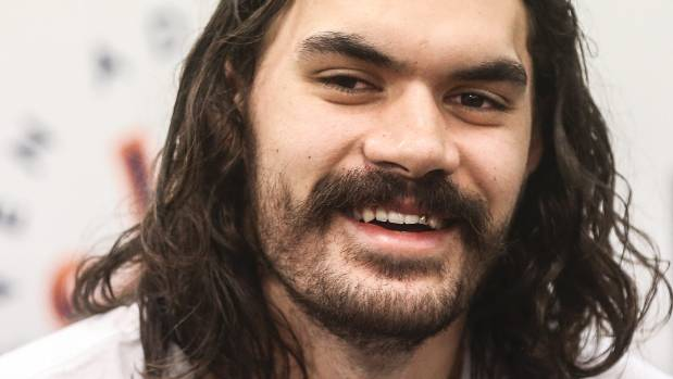 Steven Adams' rugged looks and quirky nature have proven a hit with Sports Illustrated as they feature the Kiwi star in ...