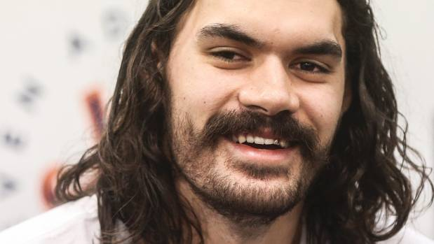 Steven Adams has agreed to a reported $140 million four-year contract extension to remain a centrepiece of the Oklahoma
