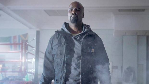 'Luke Cage' Canceled by Netflix