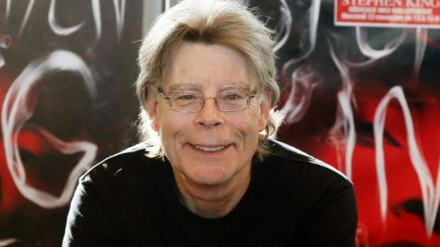 Author Stephen King in 2013.