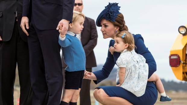 Being a mum isn't easy - even if you're a royal one.