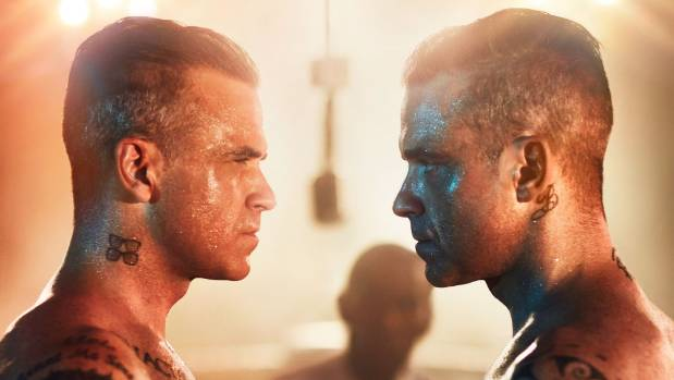 Robbie Williams star-studded new album, Heavy Entertainment Show, is due out in early November.