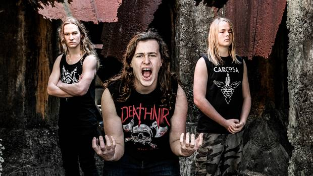 Alien Weaponry took the top prizes of both Smokefree Rockquest and Pacifica Beats at the weekend.