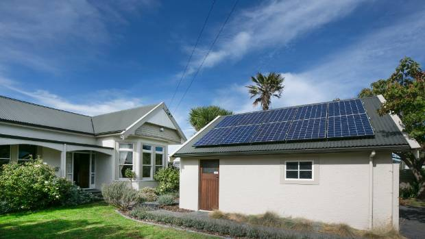 Currently there are no subsidies or incentives for Kiwi homeowners to install solar power systems.