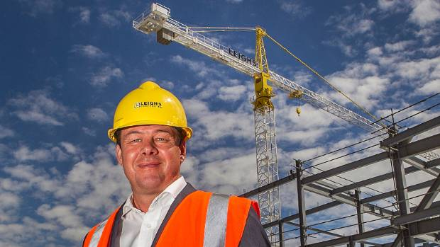Leighs Construction founder Anthony Leighs says alliances with international companies are a good way of handling the ...