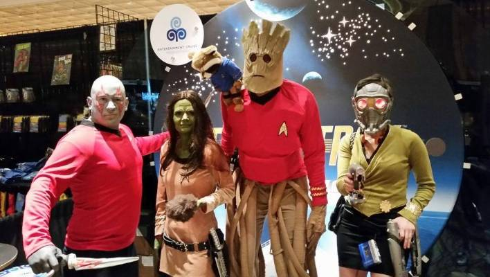 Sex and Star Trek at sea  Five of the weirdest themed cruises for ... f8dadca4c3f7