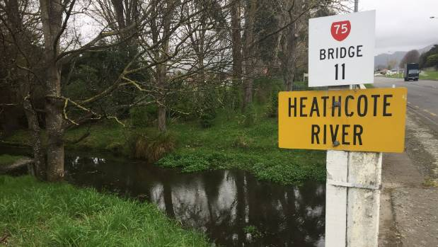 The Heathcote River at Curletts Rd has the unhealthiest water in Christchurch.