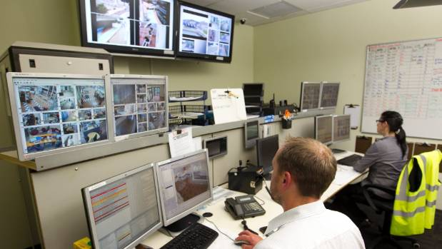 The Wellington City Council's CCTV security control room continues to prove a powerful crime-prevention tool to help ...