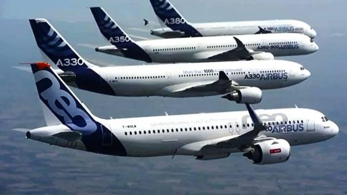 Resultado de imagen para airbus family