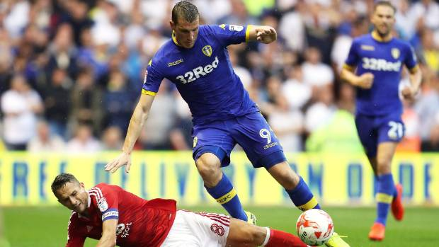Chris Wood shortlisted for English Championship Player of the Year award
