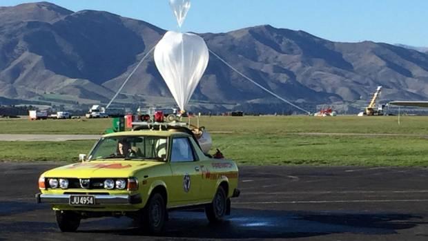 Super Pressure Balloon Flight Enables Pioneering   NASA