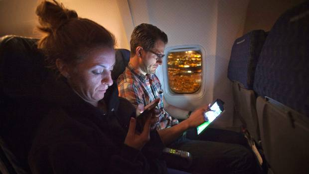 Air NZ testing internet access on long-haul flights