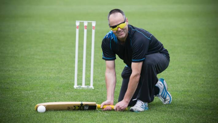 Hamilton Blind Cricketers Hope To Head To India Stuff Co Nz