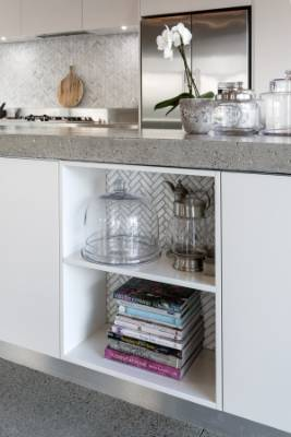 Modern Country Kitchen Doesn T Compromise Quality For Low Cost Stuff Co Nz