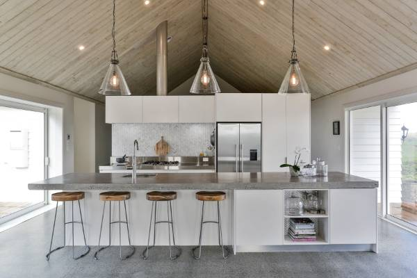 Modern Country Kitchen Doesn T Promise Quality For Low