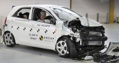 Car companies are racing to crash test vehicles before stricter rules come into play.