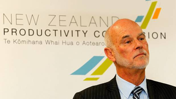 Productivity Commissioner chair Murray Sherwin says bringing interest back could free up Government money in the ...