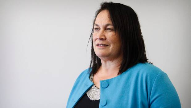 Debbie Ngarewa-Packer of Ngati Ruanui, the main iwi affected by the mining proposal was against granting TTR consent.